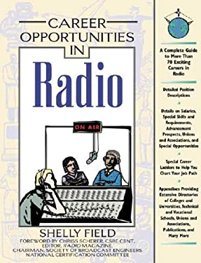 Career Opportunities in Radio 9780816050888