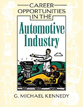 Career Opportunities in the Automotive Industry 9780816052462
