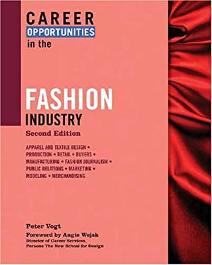 Career Opportunities in the Fashion Industry 9780816068425
