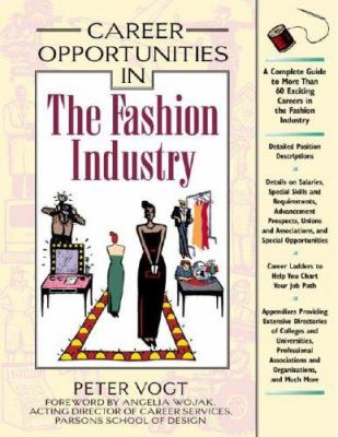 Career Opportunities in the Fashion Industry 9780816046164