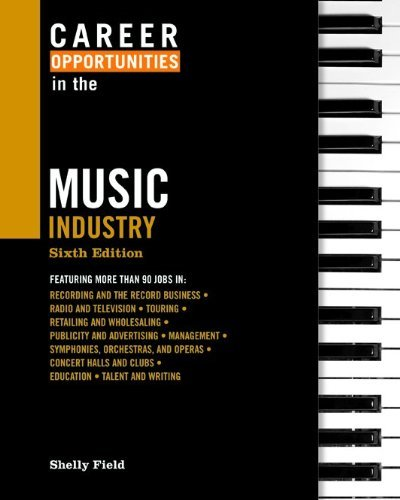 Career Opportunities in the Music Industry 9780816078028