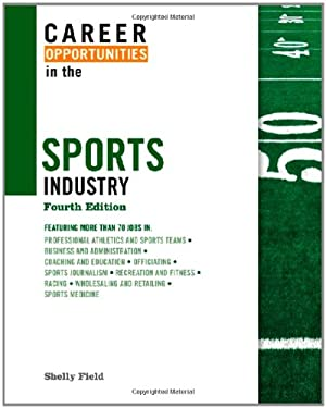 Career Opportunities in the Sports Industry 9780816077809