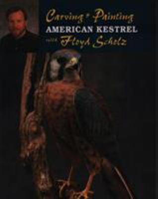 Carving and Painting the American Kestrel
