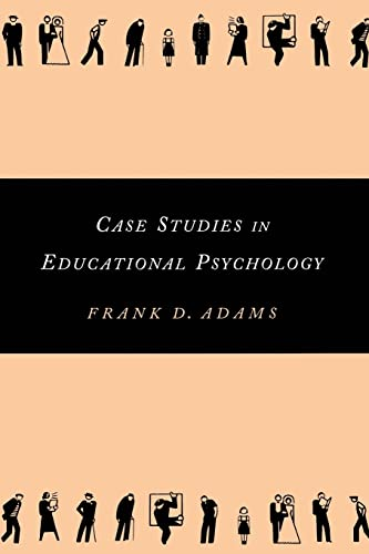 Case Studies in Educational Psychology 9780815337256