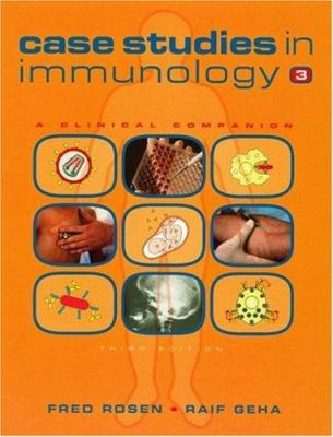 Case Studies in Immunology: A Clinical Companion 9780815340508