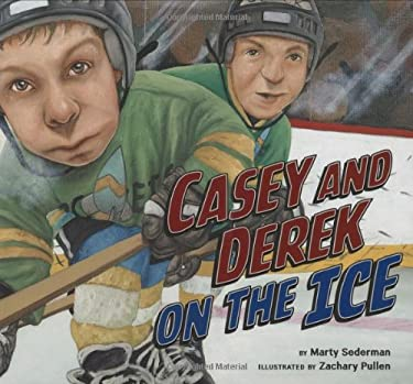 Casey and Derek on the Ice 9780811851329