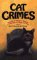 Cat Crimes: A Large Print Anthology 9780816154708