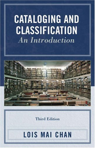 Cataloging and Classification: An Introduction 9780810860001
