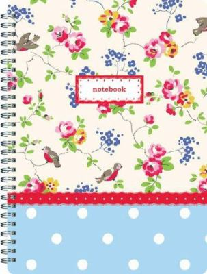 Cath Kidston Birds Notebook