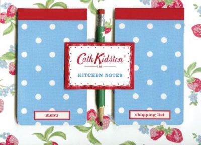 Cath Kidston Kitchen Notes [With Pencil and Magnetic Notepad] 9780811858595