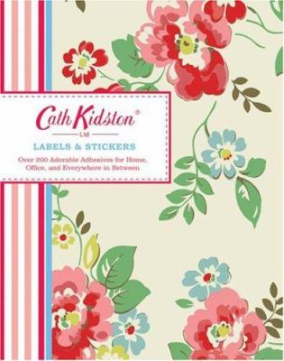 Cath Kidston Labels & Stickers 9780811862479