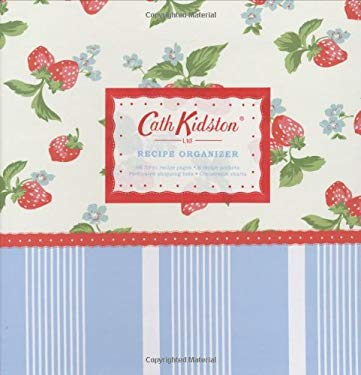 Cath Kidston Ltd Recipe Organizer 9780811859493