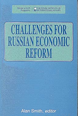 Challenges for Russian Economic Reform 9780815780250