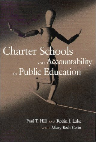 Charter Schools and Accountability in Public Education 9780815702665