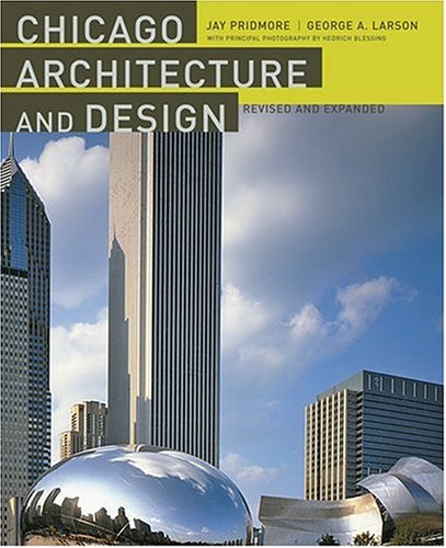 Chicago Architecture and Design 9780810958920