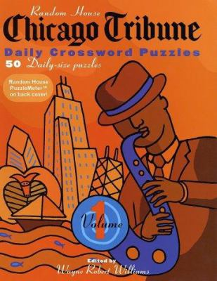 Chicago Tribune Daily Crossword Puzzles 9780812934069