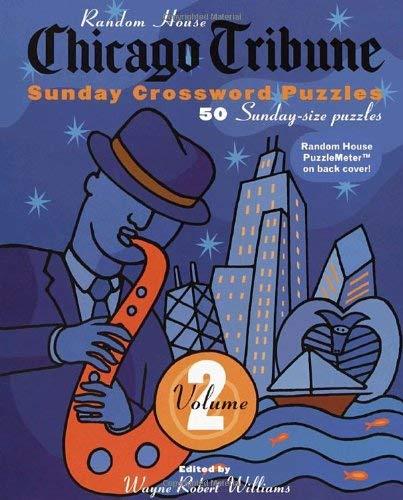 Chicago Tribune Sunday Cro-V02 9780812934274