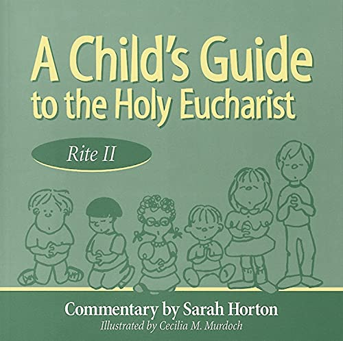 Child's Guide to the Holy Eucharist 9780819218025