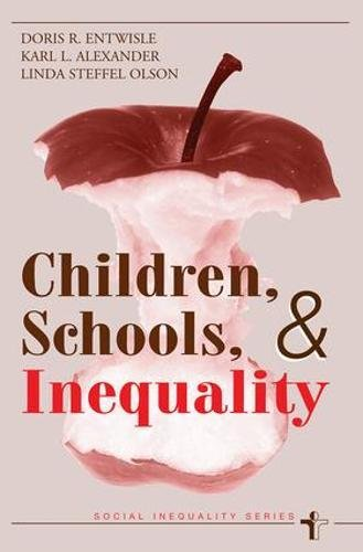 Children, Schools, and Inequality 9780813366517