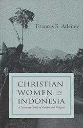 Christian Women in Indonesia: A Narrative Study of Gender and Religion