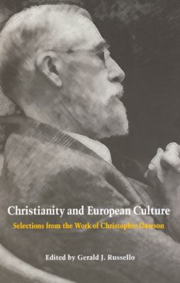 Christianity European Culture 9780813209142