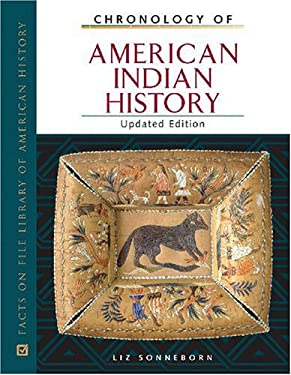 Chronology of American Indian History 9780816067701