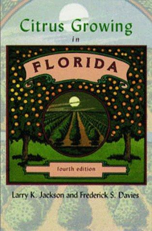 Citrus Growing in Florida 9780813016689
