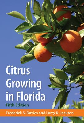Citrus Growing in Florida 9780813034096