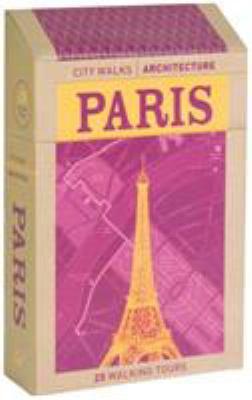 City Walks Architecture: Paris 9780811868624