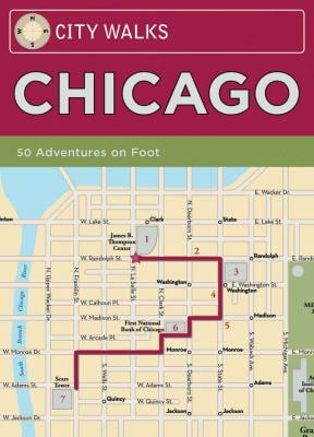 City Walks Deck: Chicago: 50 Adventures on Foot 9780811855587