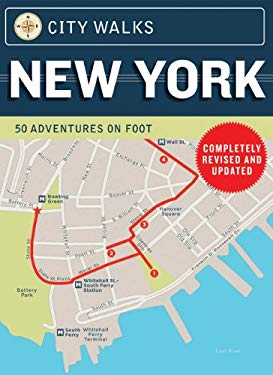 City Walks: New York Cards: 50 Adventures on Foot 9780811874120