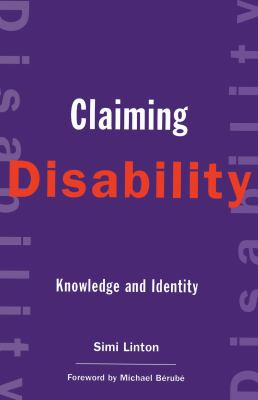 Claiming Disability 9780814751343