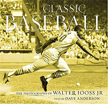 Classic Baseball: The Photographs of Walter Iooss Jr 9780810982505