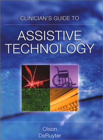 Clinician's Guide to Assistive Technology 9780815146018