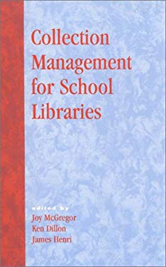 Collection Management for School Libraries 9780810844889