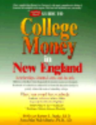 College Money in New England: First Edition 9780811908153