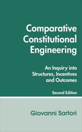Comparative Constitutional Engineering (Second Edition): Second Edition 3444595