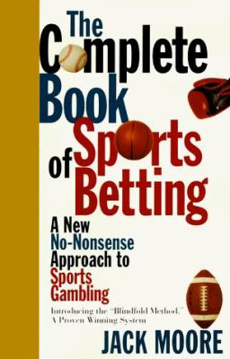 Complete Book of Sports Bettin 9780818405792
