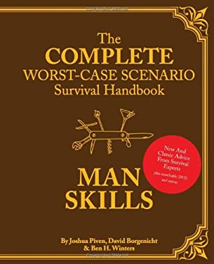 The Complete Worst-Case Scenario Survival Handbook: Man Skills [With CDROM] 9780811874830
