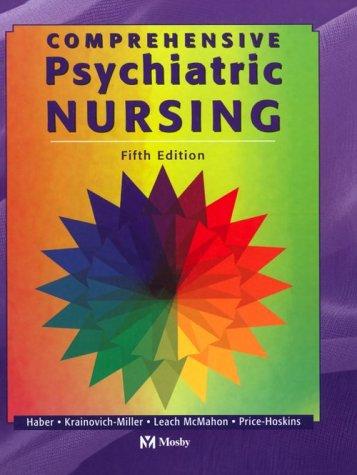 Comprehensive Psychiatric Nursing 9780815141792