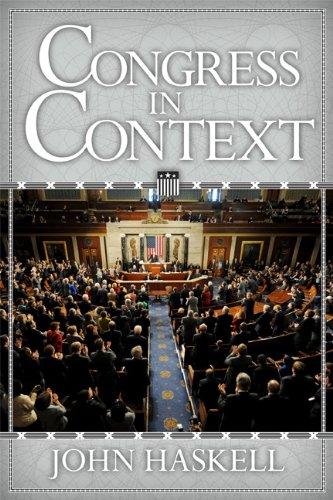Congress in Context 9780813344126