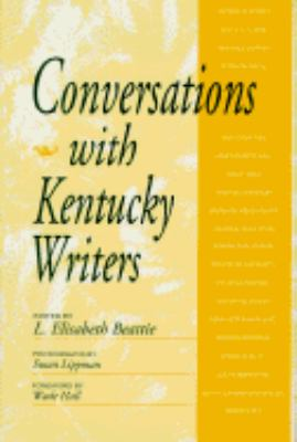 Conversations with Kentucky Writers 9780813119724