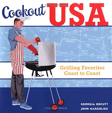 Cookout USA: Grilling Favorites Coast to Coast 9780811847384