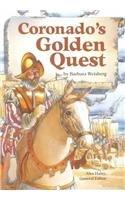 Steck-Vaughn Stories of America: Student Reader Coronado's Golden Quest, Story Book 9780811480727