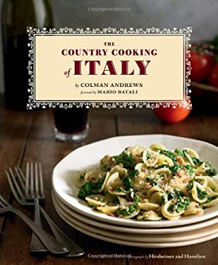 The Country Cooking of Italy 9780811866712