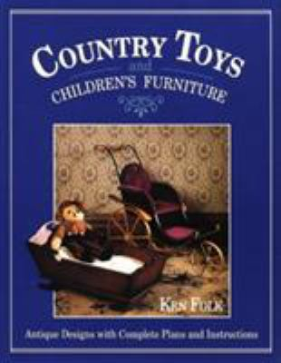 Country Toys and Children's Furn 9780811724289