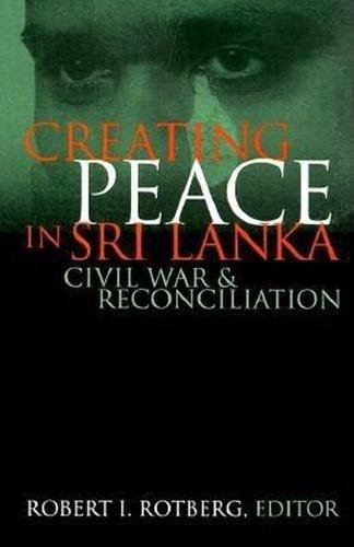 Creating Peace in Sri Lanka 9780815775782