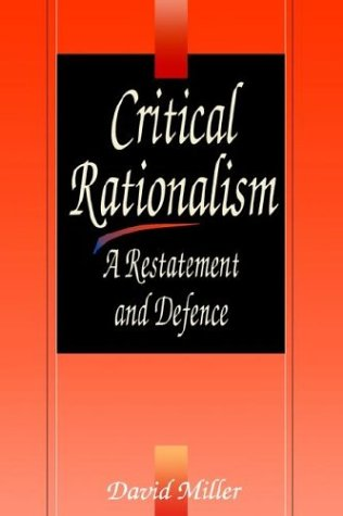 Critical Rationalism 9780812691986