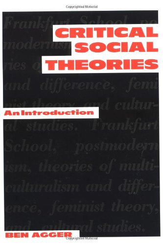 Critical Social Theory PB 9780813321745