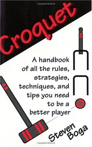 Croquet 9780811724890